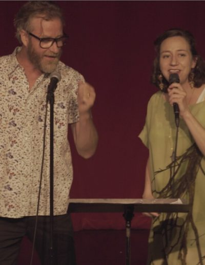 Matt Berninger & Kristen Schaal at Largo (TCR-CA)