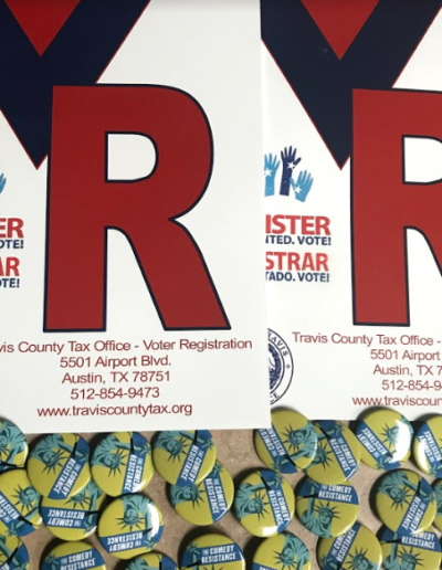 TCR-TX Deputizing Voter Registrars