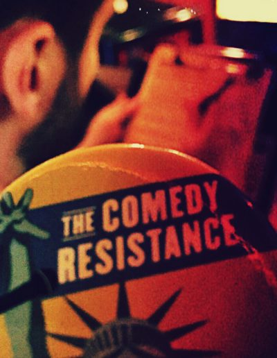Late Night with The Comedy Resistance at Cold Town, Austin (TCR-TX) Aug 24th