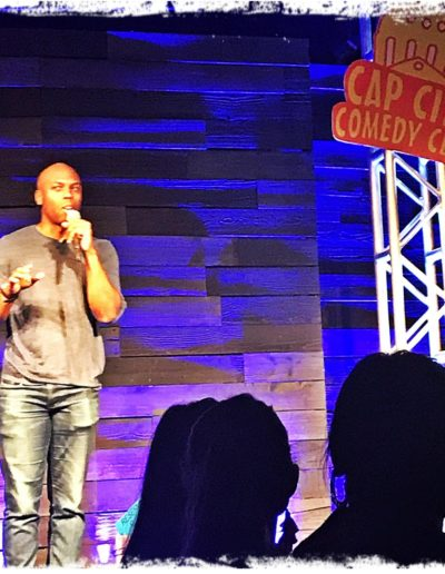 Justin Hicks Cap City Comedy Club September 11th 2018 Austin TX